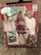 Ever After High Rubie's MADELINE HATTER Sz Child Medium Halloween Costume - qe - $8.08