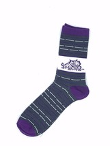 TCU Horned Frogs NCAA Thin Unisex Dress Socks - $9.08