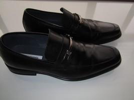 Steve Madden P-CALVYN Nice Slip-On Men's Loafers Shoes Black 8M - $36.09