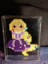 Rapunzel bead decoration - $10.00