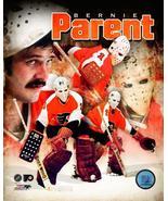Bernie Parent Philadelphia Flyers PP Vintage 8X10 Color Hockey Memorabil... - $4.99