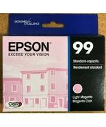 Epson - T099620-S - Claria No. 99 Original Ink Cartridge - $29.65