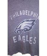 NFL Official Philadelphia Eagles T-shirt Women's Medium RLS1088  - $10.82