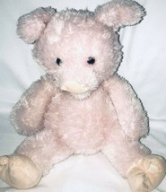 "Baby Gund Little Piggy Plush Stuffed Animal Interactive Talking Pig 12"" - $24.35"