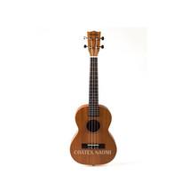 Naomi  Ukulele 23 inch Sapele Wood Concert Guitar Musical Instrument  uk... - $57.99