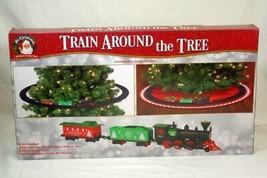 Mr Christmas Animated Train Around The Tree Animated Train LED Head Light - $59.59