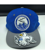 UNITED STATES AIR FORCE HAT cap eagle patch usaf snapback military Zephy... - $29.65