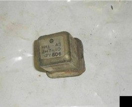 1978 Yamaha XS 750 Ignition Component - Relay - $1.88