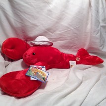 NEW Herrington 'Maine the Lobster' American Travel Collection Stuffed Toy