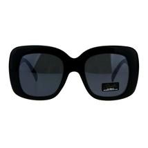 Giselle Womens Sunglasses Oversized Thick Square Fashion UV 400 - $11.95