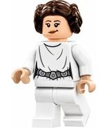 Princess Leia - Custom Collectible Lego Star Wars Movie Minifigure LIMITED - $8.99
