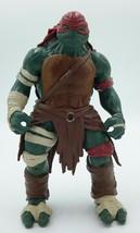 2014 Playmates TMNT Raphael 11 Inch Figure Teenage Mutant Ninja Turtles - $16.83