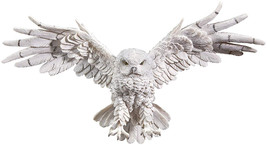 Design Toscano Wall Sculpture Mystical Spirit Owl Plaque - $84.70