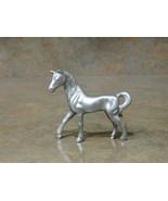 PREISNER PEWTER Horse Figurine  - $15.99