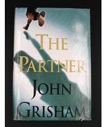 The Partner by John Grisham Hardcover Hardback Book with Dust Jacket - $12.85