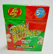 3 Pack Holiday Bean Boozled Naughty or Nice Jelly Beans 5th Edition 1.6oz 10/21 image 2