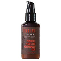 Thrive Natural Face Moisturizer – Non-Greasy Soothing Facial Moisturizer Lotion