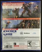 PS4 PLAYSTATION 4/Anthem Standardausgabe Videospiel Brandneu image 2