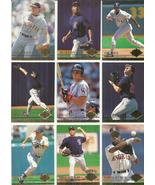 (22) 1994 Ultra California Angels (22 Card Complete Team Set) See Scans! - $3.30