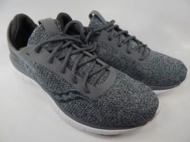 Saucony Liteform Escape Size 9 M (D) EU 42.5 Men's Running Shoes Grey S40018-2