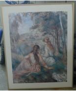Nice Reproduction of Lenoir Print, NICE PRINT - $14.84