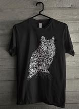 Ribbon Owl Men's T-Shirt - Custom (1822) - $19.12+