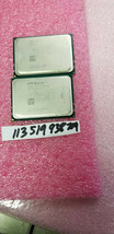 1 Set Of 2PCS Of Opteron 6136 2.4GHZ 8 Core 12MB Cache G34 Processor - $55.43