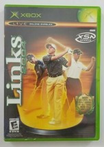 Links 2004 Xbox Game 2003 Microsoft - $3.99