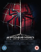 The Spider-Man Complete Five Film Collection - $24.89