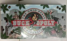 The Ohio State University BUCKOPOLY OSU Buckeye Monopoly Game NEW/Sealed! - $48.50