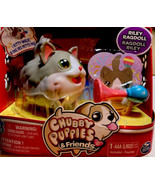 RARE Chubby Puppies & Riley Ragdoll Hard Plastic Spin Master Toy - $48.26