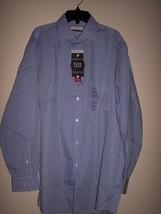 Men's Van Heusen Flex Collar Dress Shirt 15.5 - 32/33 - $14.99