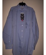 Men's Van Heusen Flex Collar Dress Shirt 15.5 - 32/33 - $14.99