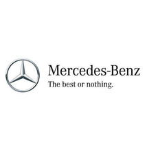 Genuine Mercedes-Benz License Plate Moldin 156-885-75-00 - $77.35
