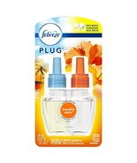 Febreze Plug Odor-Eliminating Air Freshener Scented Oil Refill, Hawaiian... - $5.44