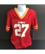 NFL Kansas City Chiefs Kareem Hunt Jersey Size Youth Small (6/7) NEW W/T... - $22.99