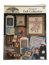 Hickory Hollow The Seasonal Doll Collection DS-43 Counted Cross Stitch P... - $5.40