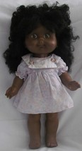 1985 Panosh Place Black Doll with dress - $33.68