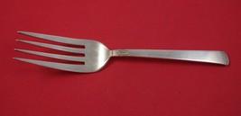 """Regency by Lunt Sterling Silver Cold Meat Fork 8 3/4"""" Serving - $109.00"""