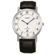 Orient Classic White Dial Wristwatch for Men FGW0100JW0, New with Tags - $174.85