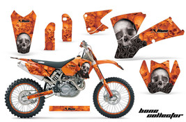 Graphics Kit Decal Wrap + Number Plates For KTM SX SXS EXC MXC 2001-2004... - $294.26