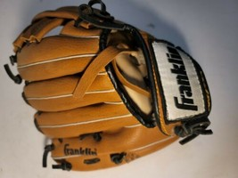 """FRANKLIN Kids Field Master Baseball Glove ~ 9.5"""" Right Hand Throw ~ Youth #4609 - $4.30"""