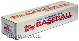 1987 Topps Baseball set (factory sealed) - $49.95