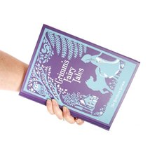 Grimms Fairy Book Clutch - $204.92 CAD