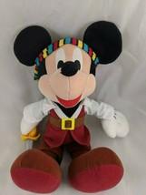 "Disney Sega Mickey Mouse Pirate Plush 15"" Stuffed Animal toy - $9.95"