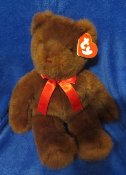 "Primary image for Ty PJ Bear 1999 19"" MINT"