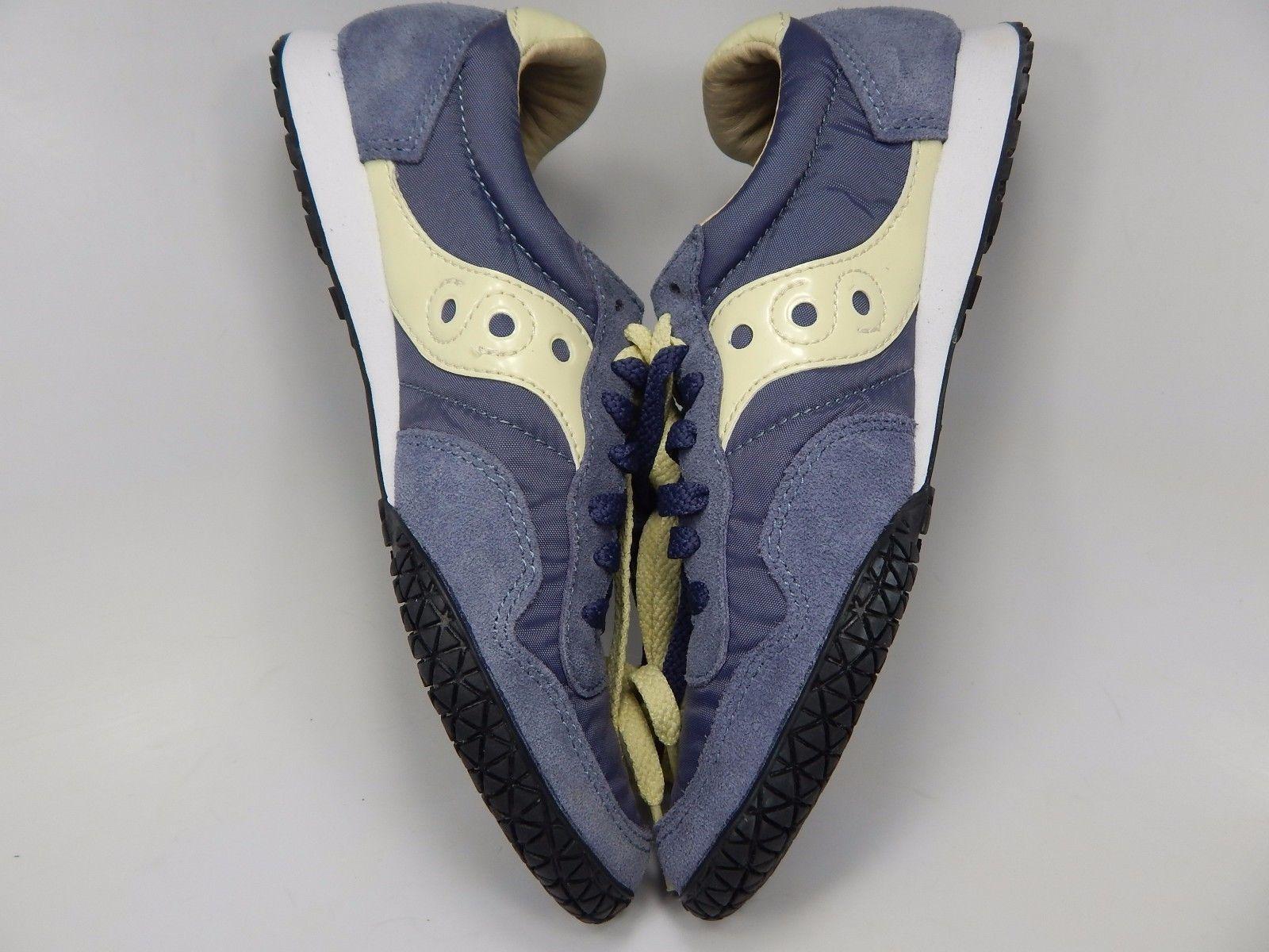 Saucony Original Bullet Women's Running Shoes Sz 7 M (B) EU 38 Purple S1943-148