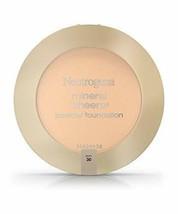 Neutrogena Mineral Sheers Powder Foundation, Buff 30, 0.34 Ounce - $15.95