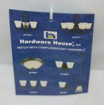 Hardware House 209977 Single Light Fixture Shade Hardware image 7
