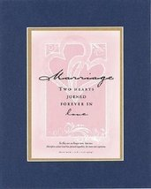For Romance - Marriage Two hearts joined forever in love . . . 8 x 10 In... - $11.14